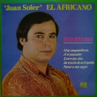 22743 Juan Soler El Africano - Colombianas