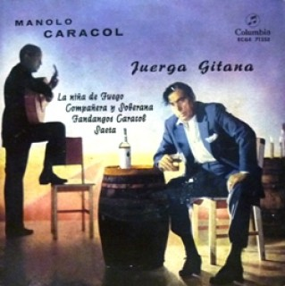23404 Manolo Caracol - Juerga gitana
