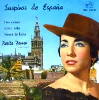 23451 Rosita Ferrer - Suspiros de España