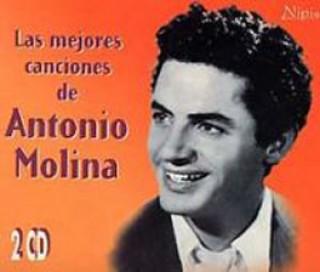 22012 Antonio Molina - Las mejores canciones de Antonio Molina
