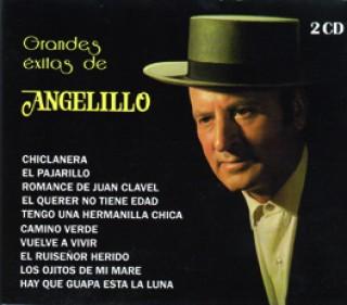 20308 Angelillo - Grandes exitos de Angelillo