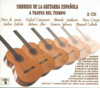 22083 Embrujo de la guitarra española a traves del tiempo