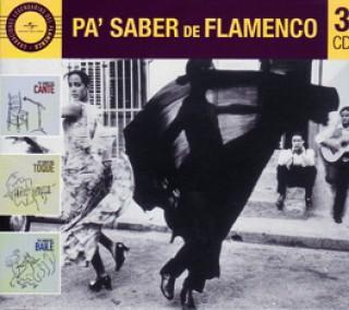 20529 Pa´saber de flamenco - Caja