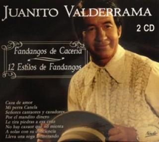 22995 Juanito Valderrama - Fandangos de cacería / 12 Estilos de fandangos
