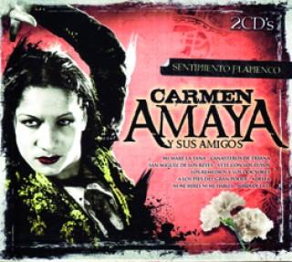 19515 Carmen Amaya y sus amigos Sentimiento flamenco