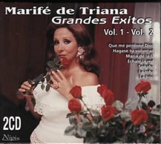 22022 Marifé de Triana - Grandes exitos Vol. 1 - Vol. 2