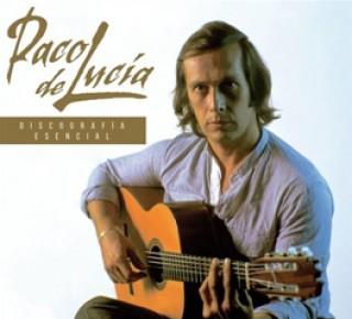 22571 Paco de Lucía - Discografía esencial
