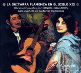 22858 Cuarteto Al-Hamra - La Guitarra Flamenca en el Siglo XIX