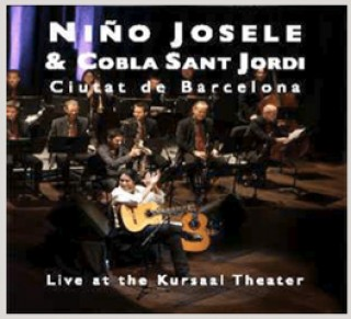 20969 Niño Josele & Cobla Sant Jordi - Live at the Kursaal Theater. Ciuda de Barcelona