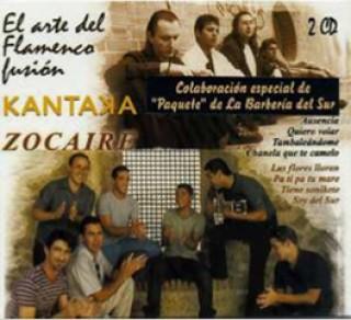 22894 Kantaka y Zocaire - El arte del flamenco fusión