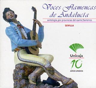 20334 Voces flamencas de andalucía. Antología por provincias del cante flamenco. Sevilla