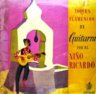 22691 Niño Ricardo - Toques flamencos de guitarra