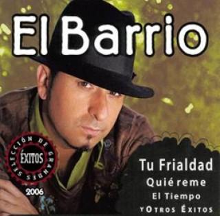22302 El Barrio - Tu frialdad