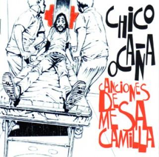19867 Chico Ocaña - Canciones de mesa camilla