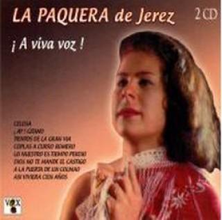 23262 La Paquera de Jerez - ¡A viva voz!