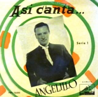 23436 Angelillo - Así canta...