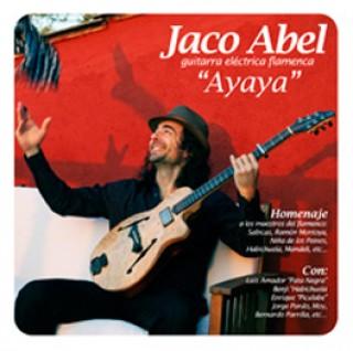 20179 Jaco Abel - Ayaya. Guitarra eléctrica flamenca