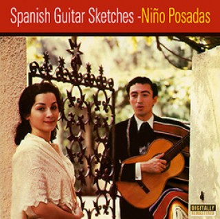 20303 Niño Posadas - Spanish guitar sketches