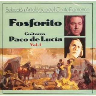 10468 Fosforito - Selección antológica del cante flamenco 1