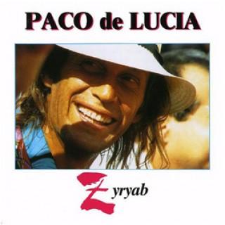 10527 Paco de Lucía Zyryab
