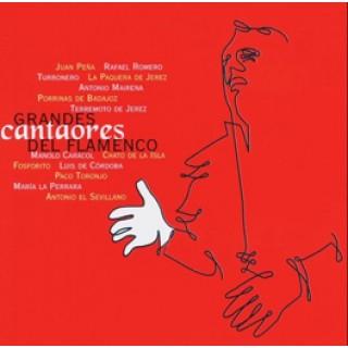 10539 Grandes cantaores del flamenco
