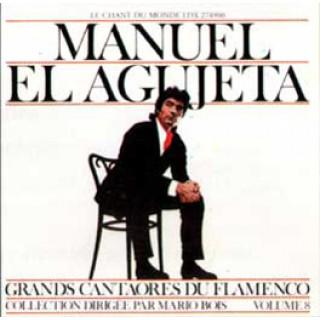 10578 Manuel Agujetas - Grandes cantaores de flamenco