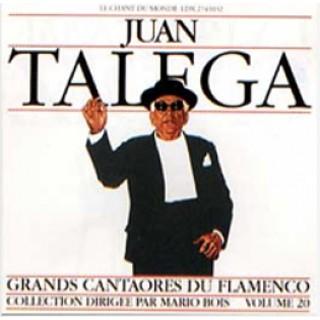 10591 Juan Talega - Grandes cantaores de flamenco