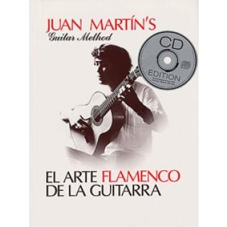 10682 Juan Martín - El arte flamenco de la guitarra. Guitar Method
