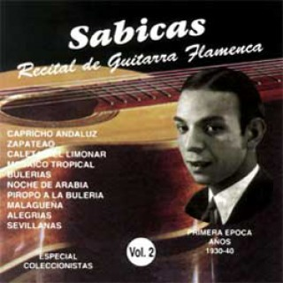 10746 Sabicas - Recital de guitarra flamenca Vol. 2