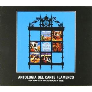 10823 Antología del cante flamenco