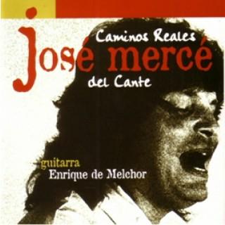 10932 José Merce - Caminos reales del cante