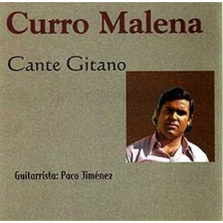 11036 Curro Malena - Cante Gitano