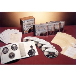 11040 El flamenco a través de la discografía. Historia y Evolución