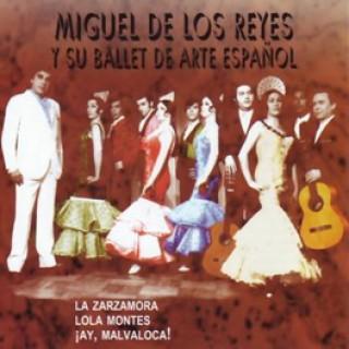 11085 Miguel de los Reyes y su ballet de arte español