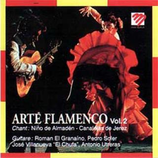 11114 Niño de Almadén y Canalejas de Puerto Real - Arte flamenco Vol 2