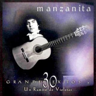 11211 Manzanita - 30 grandes exitos y un ramito de violetas