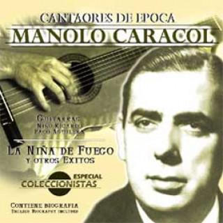 11227 Manolo Caracol - Cantaores de la época