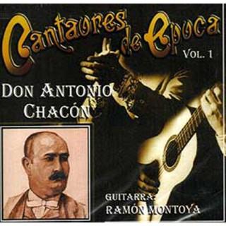 11265 D. Antonio Chacón - Cantaores de época Vol 1