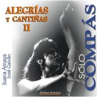 12257 Sólo compás - Alegrías y Cantiñas II