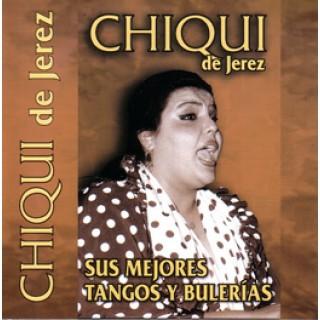 12519 Chiqui de Jerez - Sus mejores tangos y bulerías