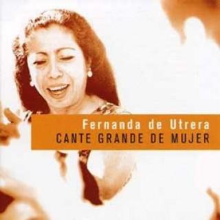 12537 Fernanda de Utrera - Cante grande de mujer