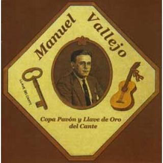 12933 Manuel Vallejo - Copa Pavón y llave de oro del cante 1