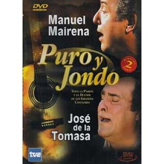 13330 Manuel Mairena & José de la Tomasa - Puro y jondo