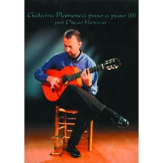 13356 Oscar Herrero - Guitarra flamenca paso a paso. Vol 3
