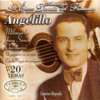 13362 Angelillo - Antología. La época dorada del flamenco