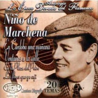 13777 Pepe Marchena - Antología. La época dorada del flamenco