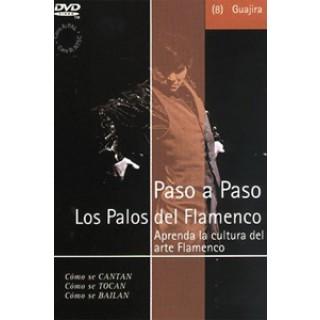 13802 Adrián Galia Los palos del flamenco 8: Guajiras