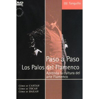 13803 Adrián Galia - Los palos del flamenco. Vol 9 Tanguillo