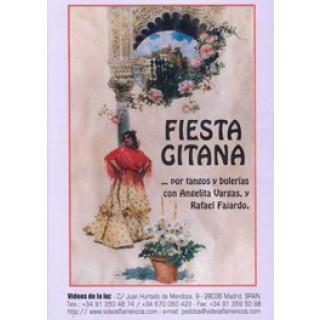 13954 Angelita Vargas - Fiesta gitana. Videos flamencos de la luz