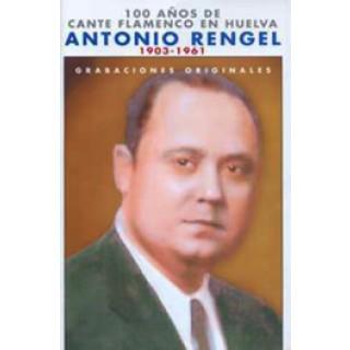 14080 Antonio Rengel 100 Años de cante flamenco en Huelva